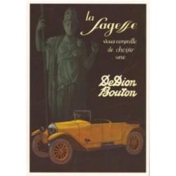 Carte postale Dedion Bouton