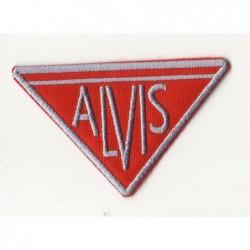 Ecusson belle époque Alvis