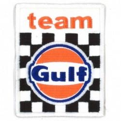 Ecusson gulf team