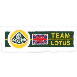 Ecusson Lotus Team