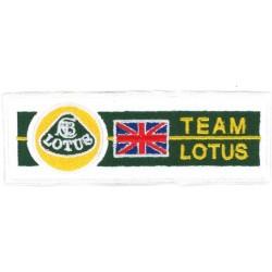 Ecusson Lotus Team