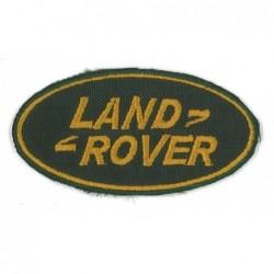 Ecusson Land Rover