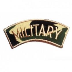Ecusson Military