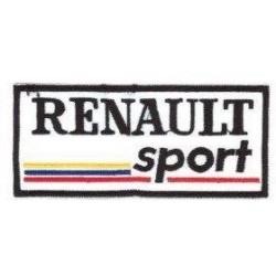 Ecusson Renault Sport