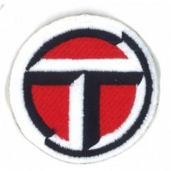 Ecusson Talbot rond