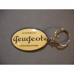 Porte clé Peugeot