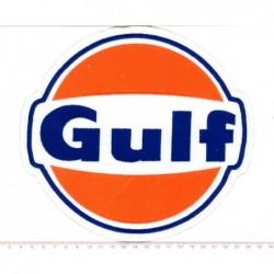Ecusson Grand Modèle Gulf