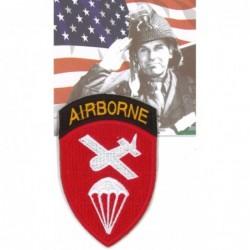 Ecusson militaire AIRBORNE Cmd