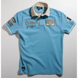 Polo Warson Siffert Bleu
