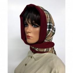 Foulards Lady's rouge...