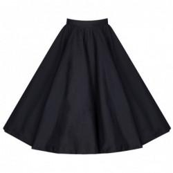 Jupe noire ample