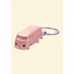 Porte clef VW camper rose...
