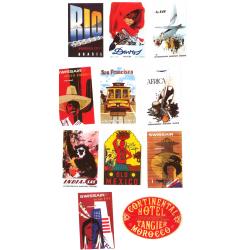 Stickers de VALISE 5