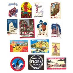 Stickers de VALISE 6