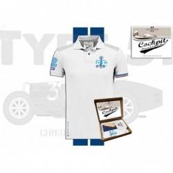 Polo Femme Bugatti Type 51