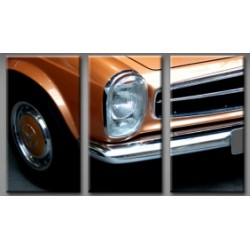 Triptyque Mercedes-Benz W...