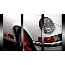 Triptyque Porsche 911 Carrera