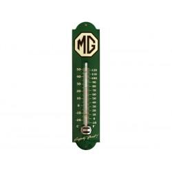 Thermomètre émaillé MG