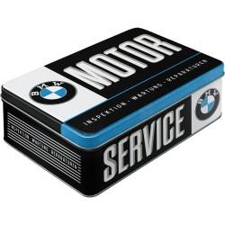 Boite rétro en métal BMW...
