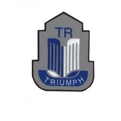 Ecusson Sixties TR Triumph