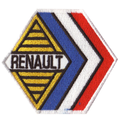 Ecusson Sixties Renault...