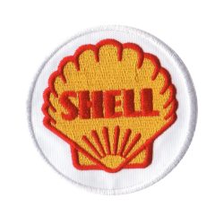 Ecusson Sixtis Shell Rond
