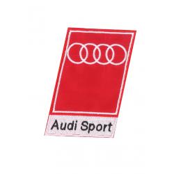 Ecusson Audi Sport