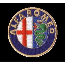 Ecusson Sixties Alfa Roméo