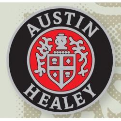 Plaque émaillée Austin Healey