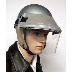 Visière de protection grise...