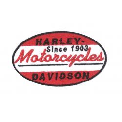 Ecusson Harley Davidson