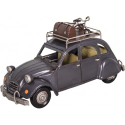 2 CV Avec tricycle
