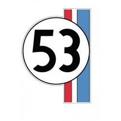 Autocollant 53