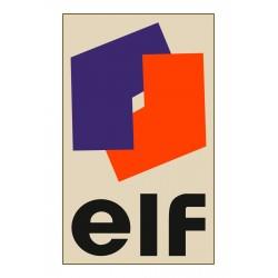 Autocollant ELF