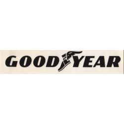 Autocollant Goodyear