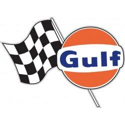 Autocollant Gulf grand prix...
