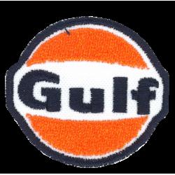 Ecusson Sixties GULF