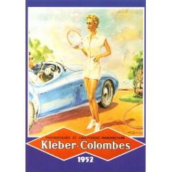 Carte postale Kléber-Colombes