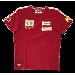 T-shirt WARSON REGAZZONI
