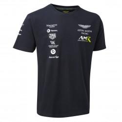 t-shirt aston martin racing