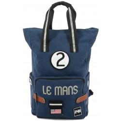 Grand sac à dos marine 24 h...