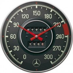 Horloge murale Mercedes