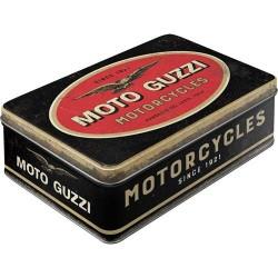 Boite rétro en métal Moto...
