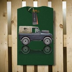 T SHIRT LAND ROVER