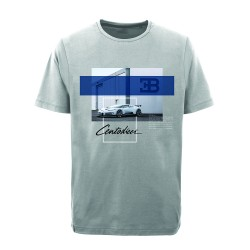 T-shirt gris Bugatti 110
