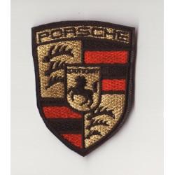 Ecusson Moyen Modèle Porsche