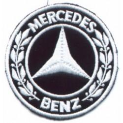 Ecusson Moyen Modèle Mercedes