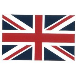 Autocollant drapeau Anglais