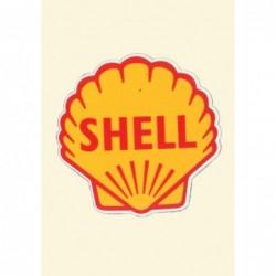 Autocollant SHELL