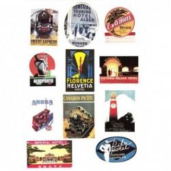 Stickers de VALISE 2